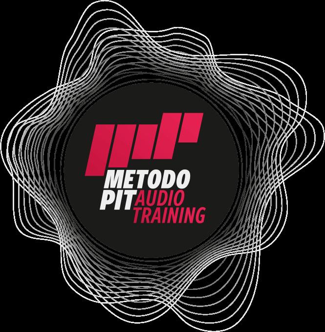 Metodo Pit Audio Training Logo